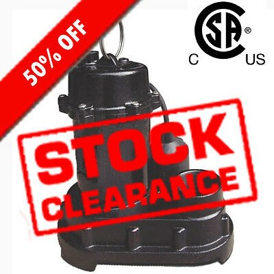 Clearance from SaveOnPumps