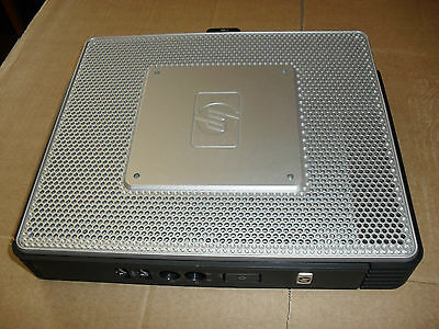 HP T5730 THIN CLIENT + PSU + STAND (  WIN XPe / 1GBF / 512mb-1GBR  )