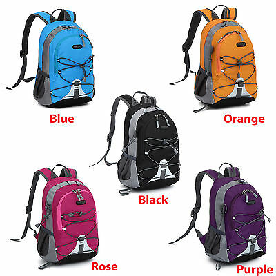 School Bag Backpack Sport Travel Camping Rucksack for Kids Children Boys Girls