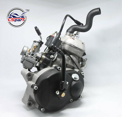 49CC Water Cooled Engine for 05 KTM 50SX 50 SX PRO SENIOR Dirt Pit Cross Bike