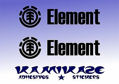 Adhesivo Pegatina Sticker Autocollant Adesivi Aufkleber Decal X2 Element