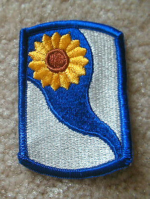 69th Infantry Brigade patch