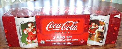 Coca Cola Mug Set – Brand New