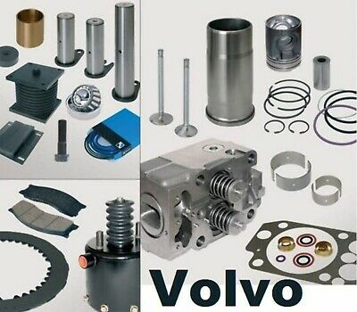 4837035 Gear Fits Volvo A35