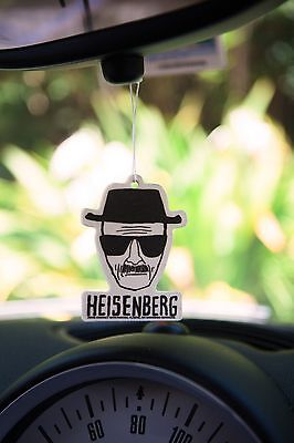 Heisenberg Air Freshener, inspired by Breaking Bad