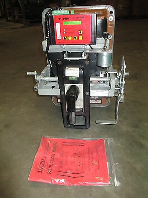 GE AK-2-25 600 Amp 600V Air Breaker AC Pro Trip MO/DO AK225 General Electric URC