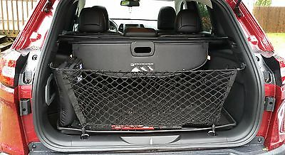 Envelope Style Trunk Cargo Net For JEEP CHEROKEE 2014 15 16 17 2018 BRAND NEW