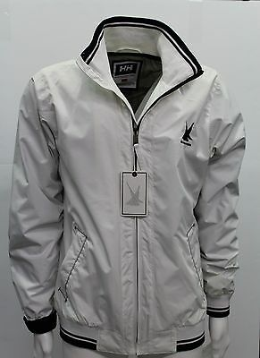 Helly Hansen Crew Giacca Shell 30263//001 Bianco Nuovo