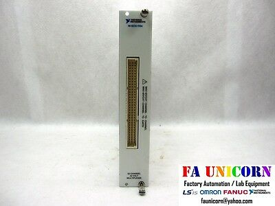 [National Instruments] NI SCXI-1104 32 Channel 42V Multiplexer EMS/UPS Shipping