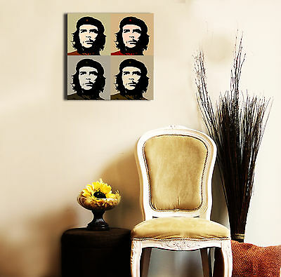 Tableau Pop-art Che guevara