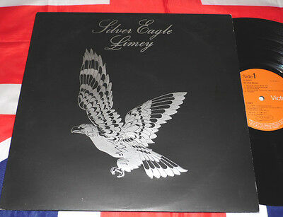 Silver Eagle Limey - LP Press Uk 1977 RCA