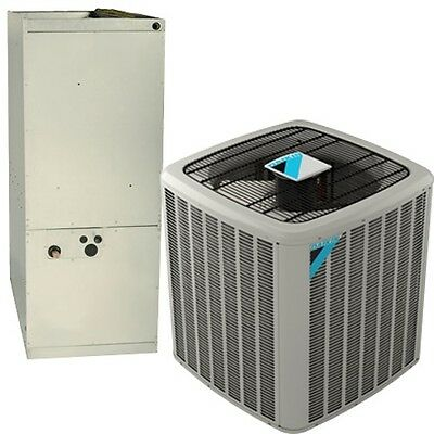 10 Ton Commercial Heat Pump System by Daikin/Goodman 208-230V 3 phase