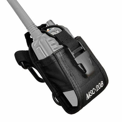 3 in1 Universal Pouch Case Bag For Radio Holder Mobile Walkie Talkie GPS MSC-20B
