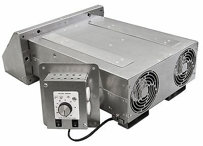 Tjernlund X2D Reversible Basement Fan XchangeR With Dehumidistat Control