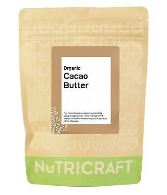 Organic CACAO / COCOA BUTTER - Peru - make chocolate and skin creams