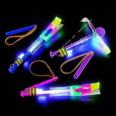 Flyer Umbrella Toy with LED Light - Kids Xmas stocking fillers Gifts