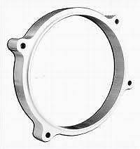 "Bdl Open Priamry Spacer Ring 1 1/4"" Offset 70-Up Big Twin Harley Custom Chopper"