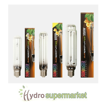Sunmaster Dual Spectrum Grow Photonic Veg And Flower Super High Power Bulb, Lamp