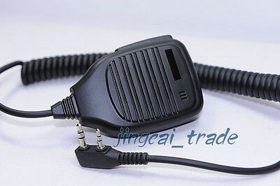 Speaker Microphone for Kenwood Puxing Wouxun Baofeng Quansheng Radio as KMC-21