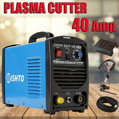 NEW Mishto Plasma Cutter  40A DC IGBT Inverter Welder  Portable Gas/Air Welding