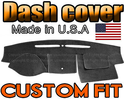 LIGHT GREY Fits 2002-2007 JEEP LIBERTY DASH COVER MAT DASHBOARD PAD