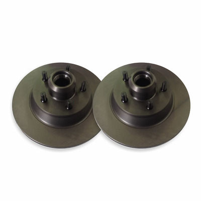 Ford MUSTANG with Front-Disc 1965-1967 FRONT DISC BRAKE ROTORS RDA7800 PAIR