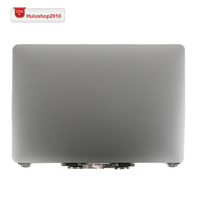 """USA LCD Screen Display Assembly For MacBook Pro 13"""" A1706 A1708 2016 2017 Gray"""
