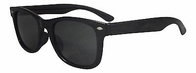 Childrens Kids Black Stylish Wayfarer classic Style UV400 Sunglasses Shades