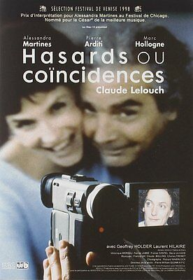 26711//hasard Ou Coincidences Claude Lelouch Dvd Neuf