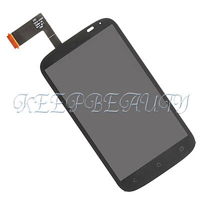 New Lcd Display and Touch Digitizer Screen for HTC Desire X T328e &Tracking#