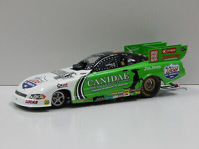 1:24 2010 Chevrolet NHRA Funny Car - Canidae (Paul Lee) Auto World CP5153