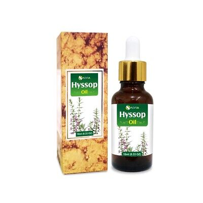 Hyssop Oil 100% Natural Pure Undiluted Uncut Essential Oils  5ml To 1000ml