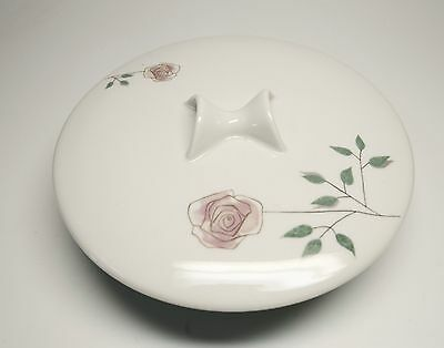 Iroquois Informal True China Rosemary by Ben Seibel Covered Bowl Mid Century