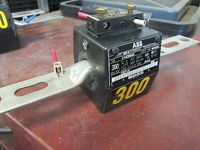 ABB Current Transformer CBT-H Ratio: 300:5A BIL 10KV Used