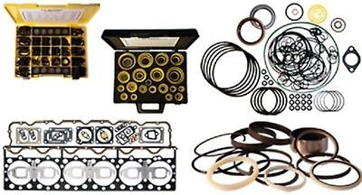 BD-3406-011IFX In Frame Engine O/H Kit Fits Cat Caterpillar 3406C Truck ATAAC