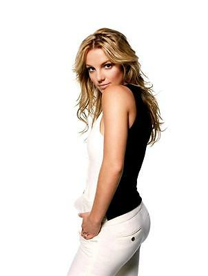Britney Spears A4 Photo 4