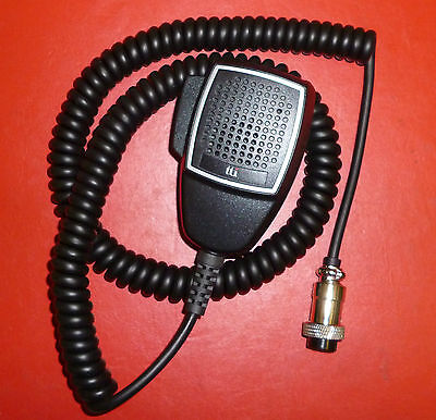 Mic For Tti 550/550N/560 Cb Radio 4 Pin 4 Wire Microphone (No Channel Buttons)