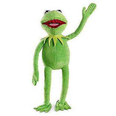 Disney The Muppets Kermit the Frog Plush Soft Doll Toy 16''