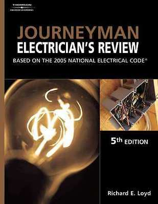 CENGAGE LEARNING 9781401879495 Journeyman Electrician's Review, 2005