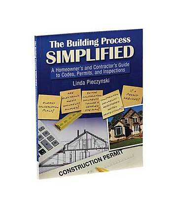 CENGAGE LEARNING 9781435428478 The Building Process Simplified