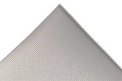 NOTRAX 413S0036GY Antiftg Mat,Gray,6x3Ft,Ribbed G5548821