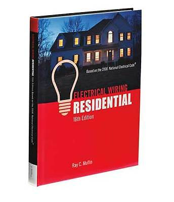CENGAGE LEARNING 9781418050962 Electrical Wiring Residential