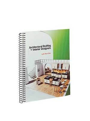 CENGAGE LEARNING 9781418032975 Architectural Drafting Interior Design