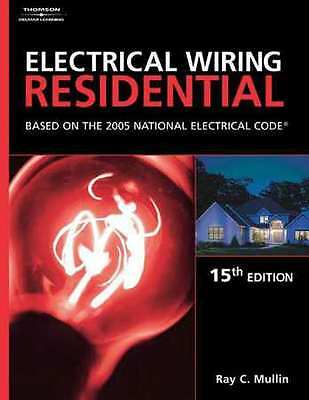 CENGAGE LEARNING 9781401852061 Electrical Wiring Commercial