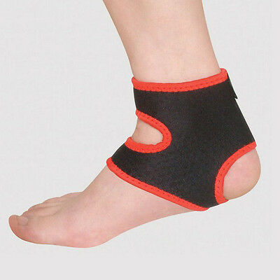 Ankle Foot Support Anklet Pads Brace Guard Gym Sport Protector