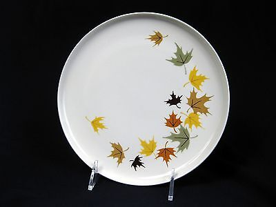 Franciscan Indian Summer Luncheon Plate Made in the USA Vintage