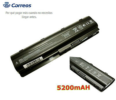 HP MU06 Notebook Battery REPLACE WITH HP SPARE 593553-001 HSTNN-LB0W Batería