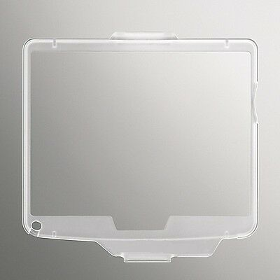 BM-10 Hard LCD Cover Screen Protector compatible with Nikon D90-UK Seller