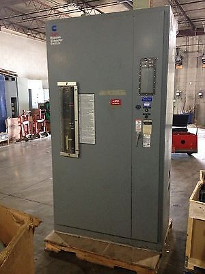 Onan BT800 Transfer Switch w/ Bypass and Isolation - 800 Amp, 480 VAC, 4 Pole