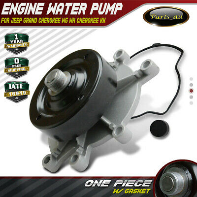 Water Pump for Jeep Grand Cherokee WG WH 3.7L 4.7L Cherokee KK 3.7L with Gasket